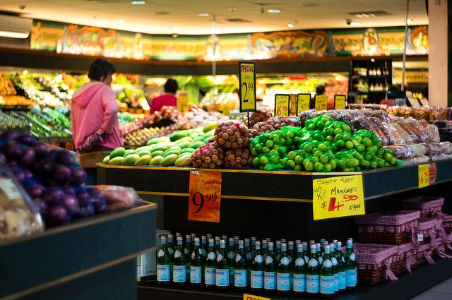 メルカリでも野菜や米などの農産物はよく売れている