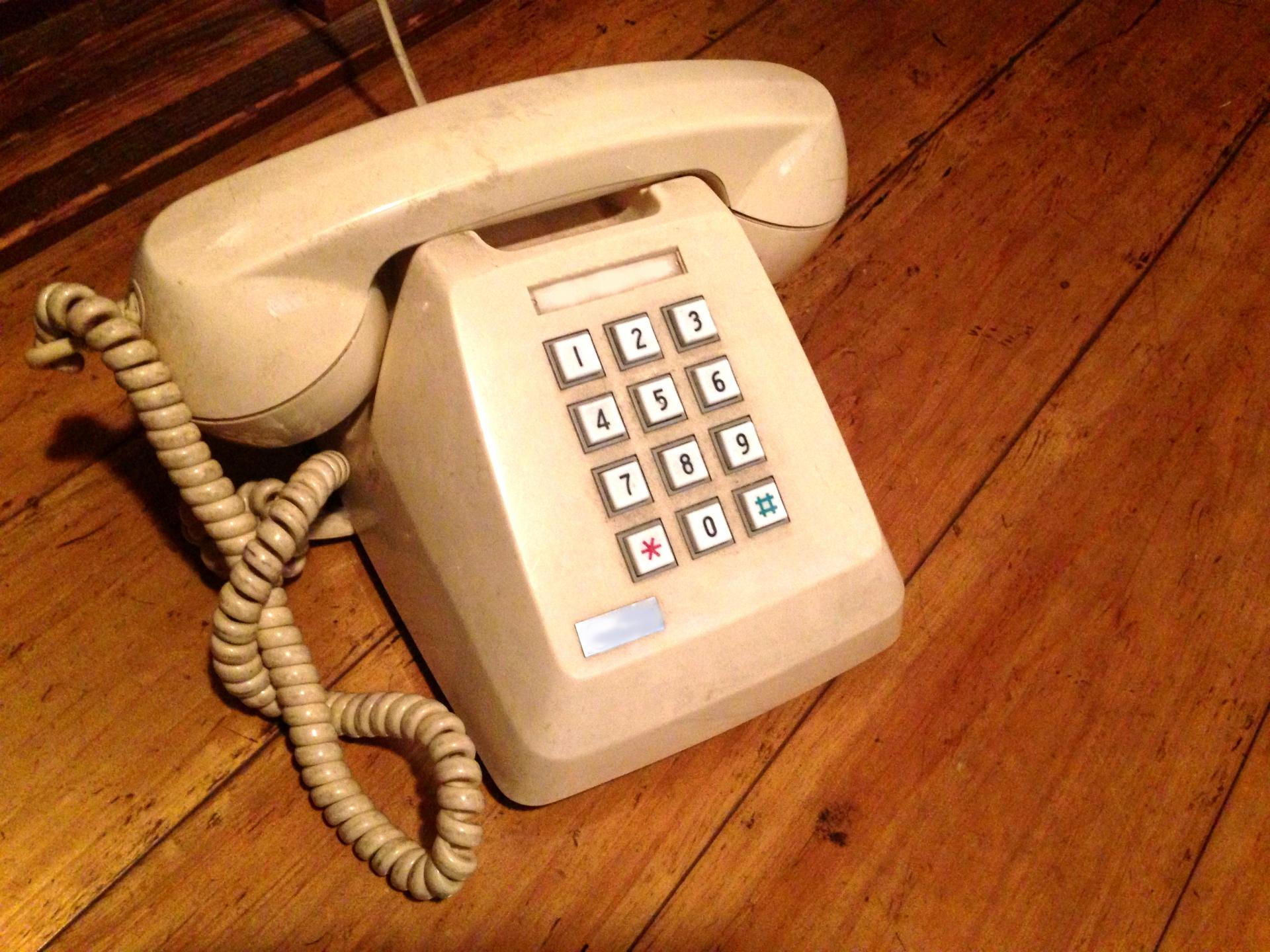 会社の固定電話を解約しようと思う5つの理由