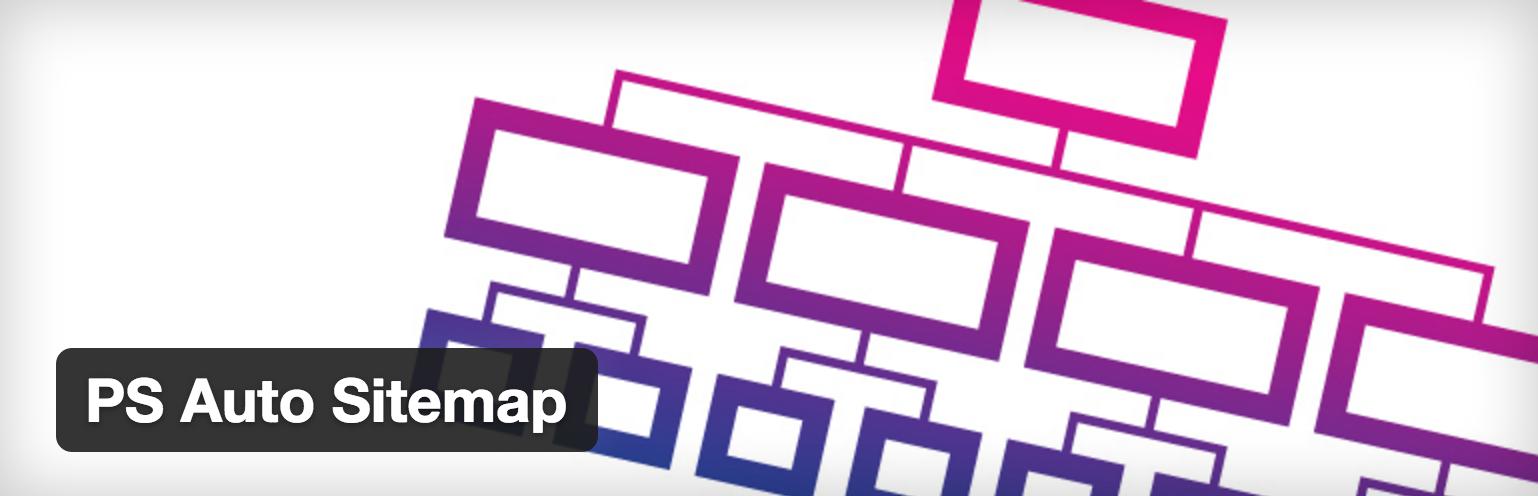 サイトマップを自動的に作成してくれるPS Auto Sitemap