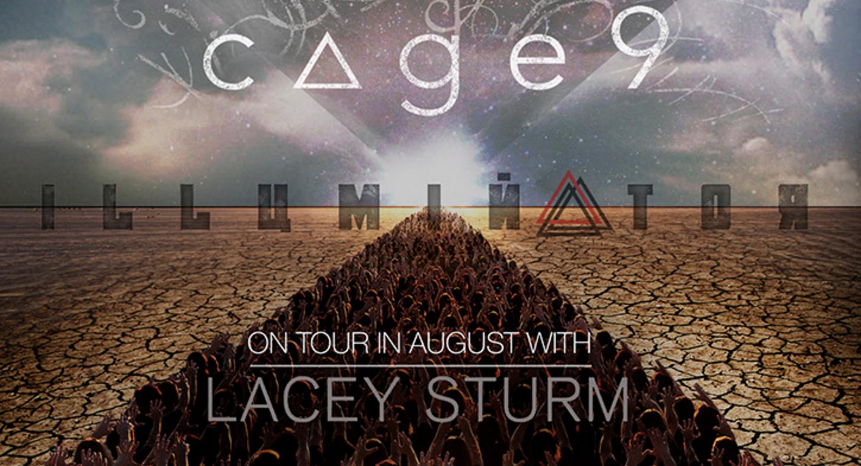 かっこいいバンドはもっと評価されるべき!Cage9の新アルバムがクオリティ高すぎ!