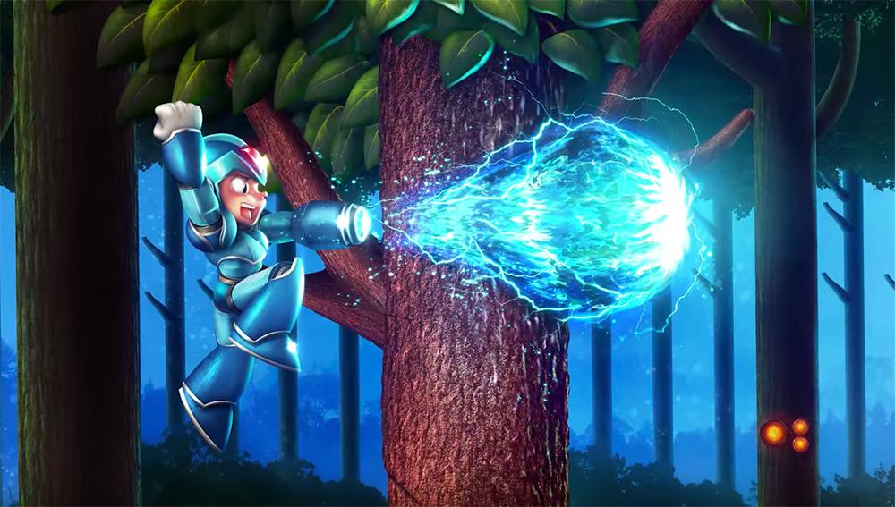 PhotoshopでロックマンXの世界を表現した作品がやばい!!
