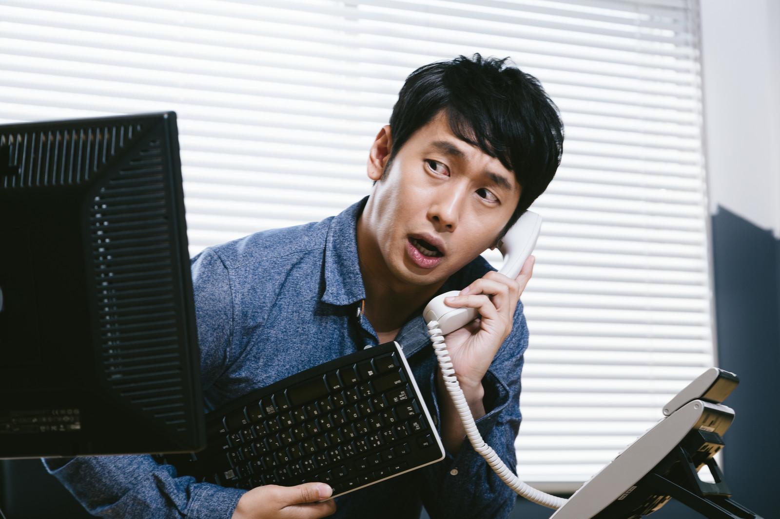会社に固定電話って本当に必要なのだろうか?
