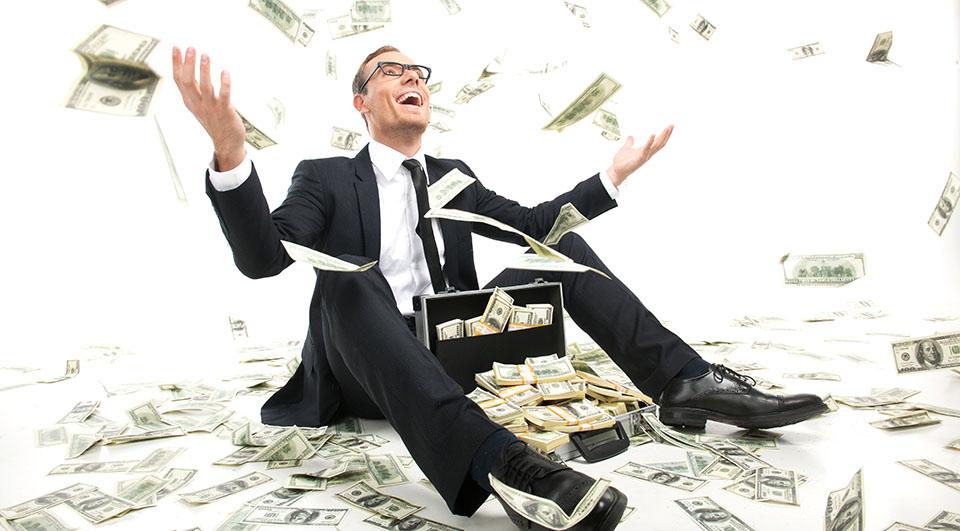 宝くじなんて買ってる場合じゃねぇ!最短で億万長者になる方法