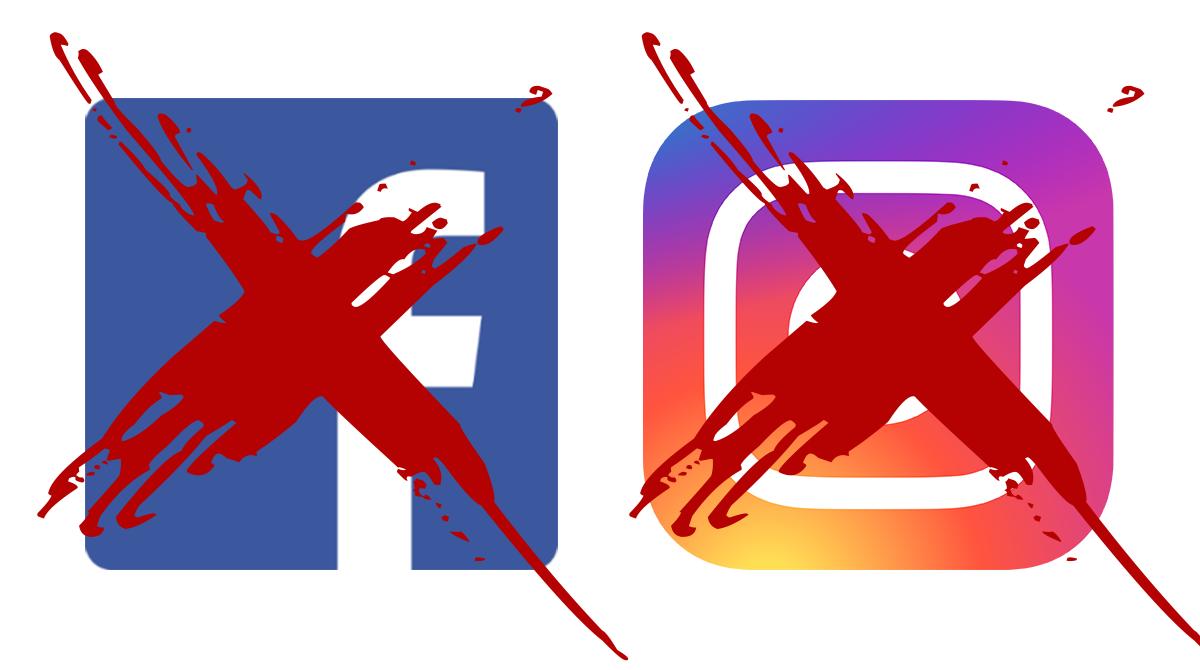 FBとインスタグラム終了のお知らせ